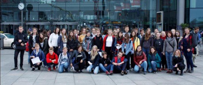 Schüleraustausch mit dem Gimnazjum Nr. 29 in Wroclaw