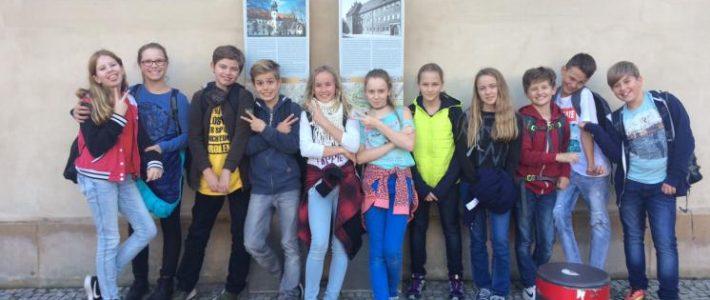 Eine Fahrt Wittenberg – die Klasse 6L auf Exkursion