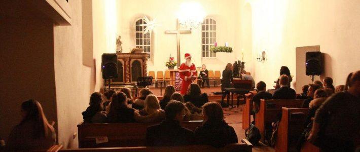 Weihnachtskonzert in der Dorfkirche
