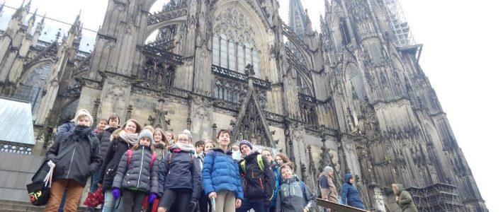 Ausflug nach Köln 14.02. – 16.02.2018
