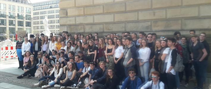 Deutsch-französisches Schülertreffen-Rencontre franco-allemande