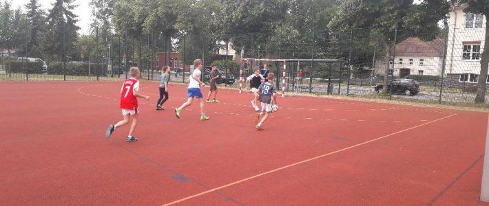 Schulmeisterschaft im Fußball