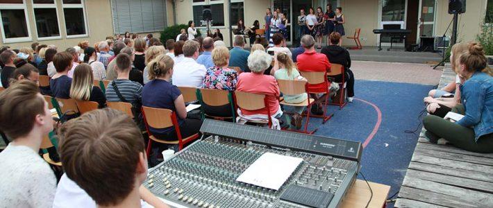 Konzert der Musik-AG