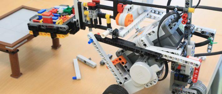 Roboter-AG – jetzt am Freitag