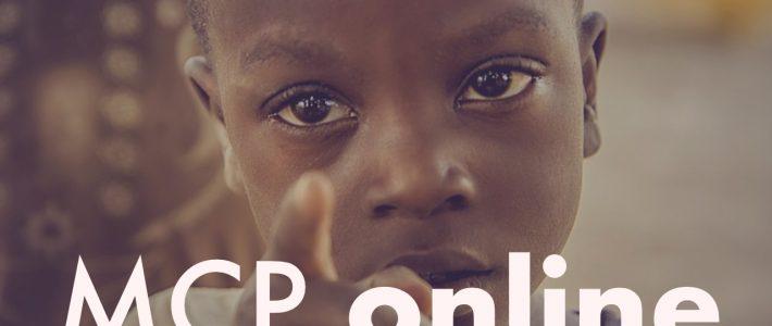 MCP-Projektgruppe jetzt online vertreten!