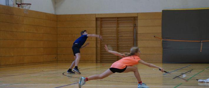 Überzeugender Sieg im Regionalfinale für die Badmintonspieler