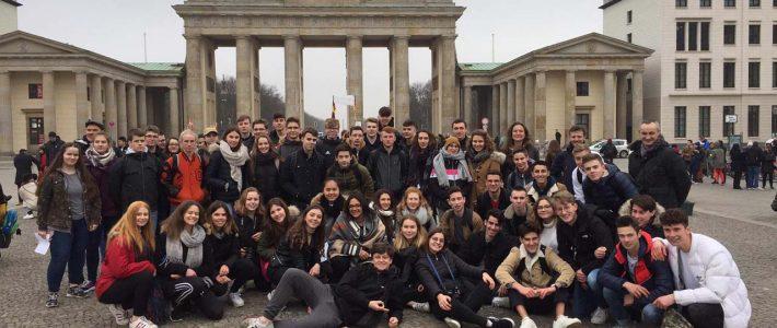 Zweites deutsch-französisches Schülertreffen