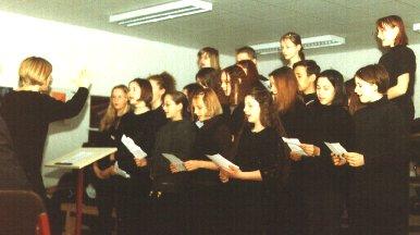 """Namensgebung """"Kopernikus-Gymnasium"""" 2000"""